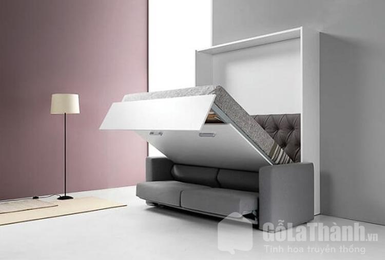 Giường ngủ 1m4 thông minh