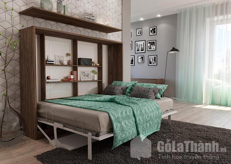 giường 1m4 x 1m8 thiết kế thông minh