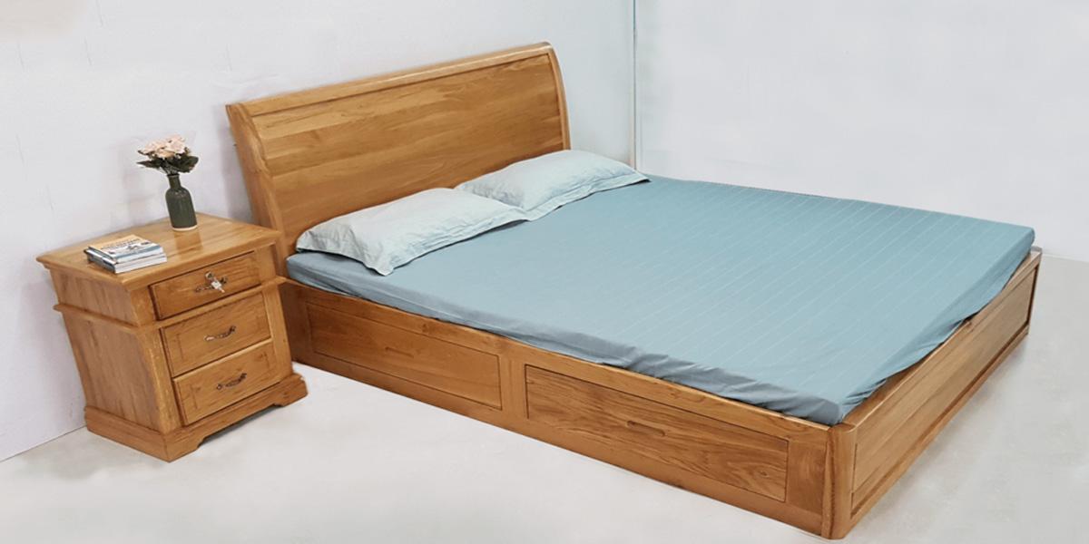 giường 2 người nằm