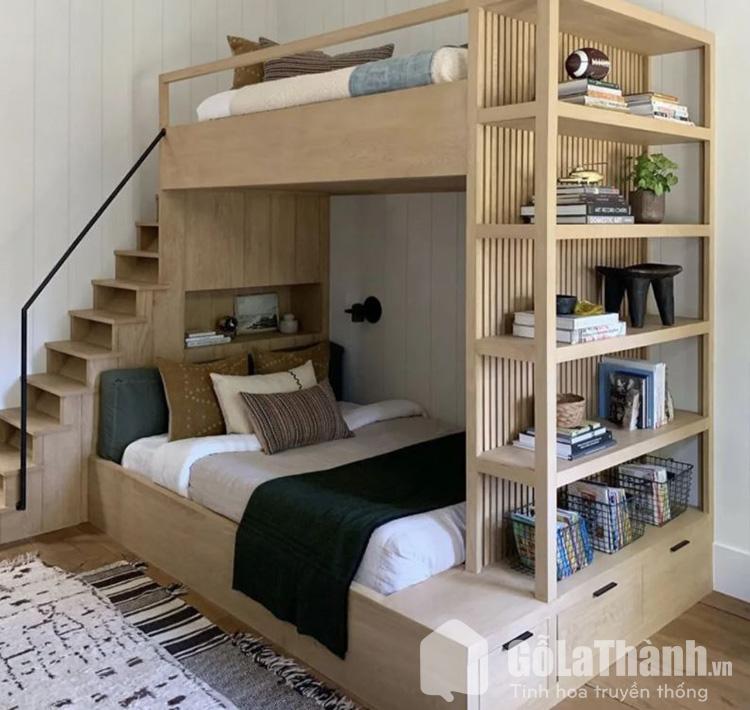 giường hai tầng cho trẻ em