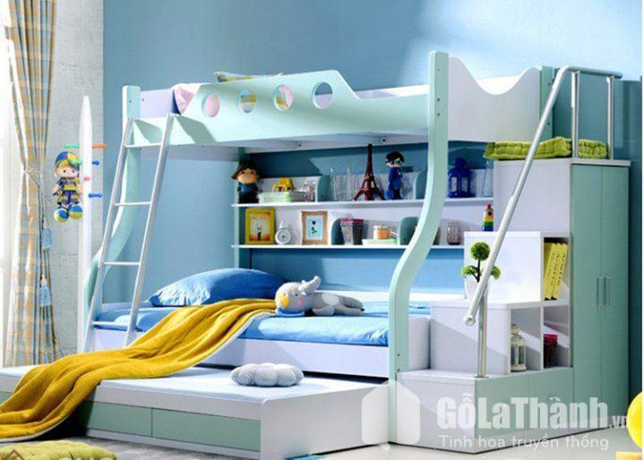 giường 2 tầng trẻ em đẹp