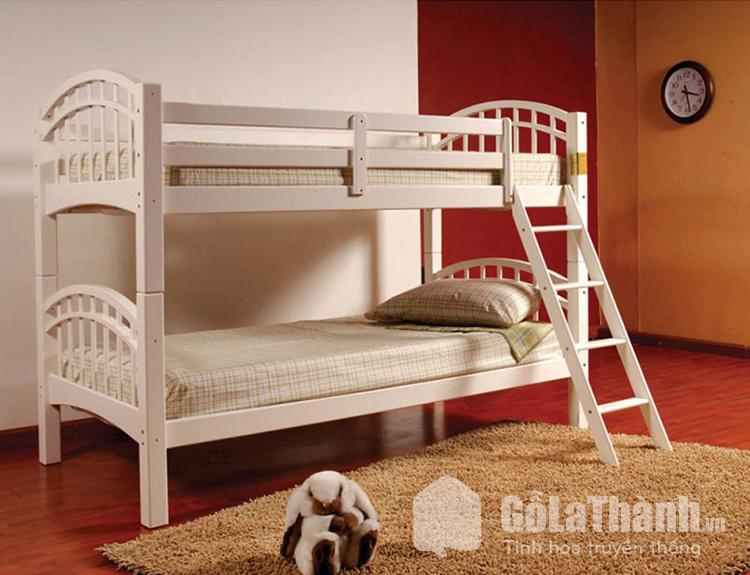 Giường 2 tầng trẻ em đơn giản