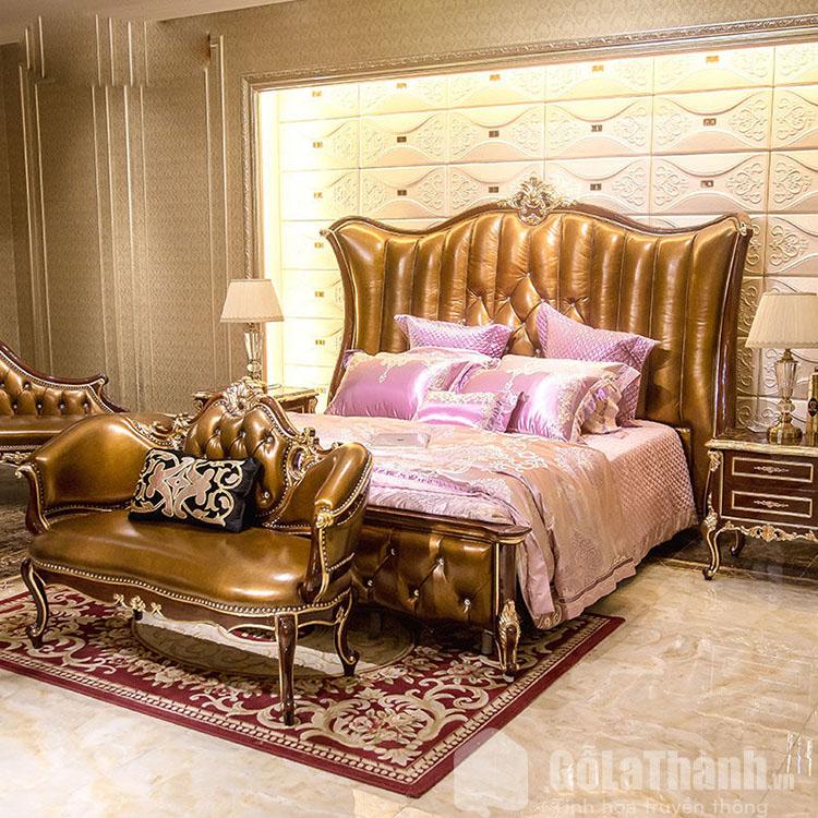 giường cổ điển