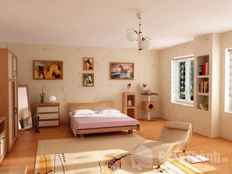 thiết kế nội thất theo phòng ngủ