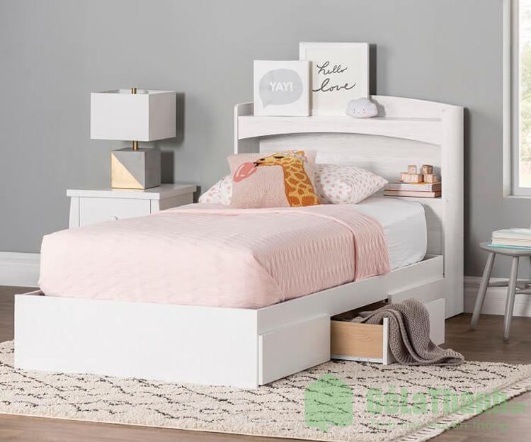 giường ngủ đơn cho bé