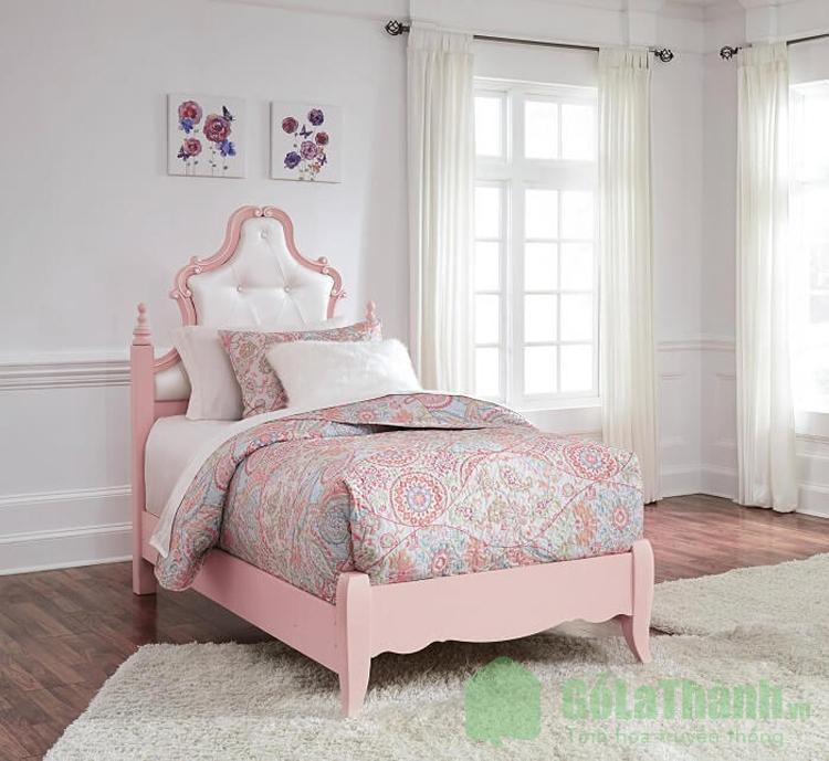 giường công chúa sang trọng
