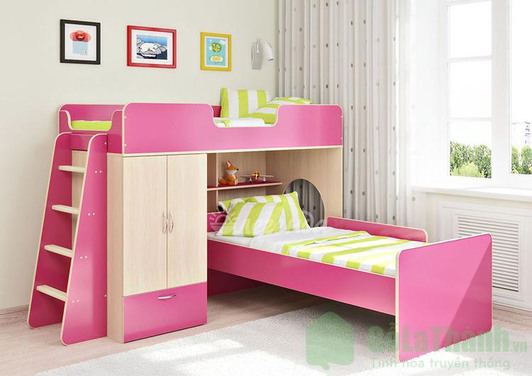 thiết kế nội thất tích hợp