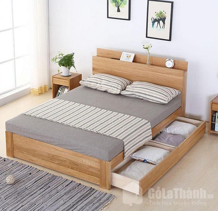 giường đơn có ngăn kéo