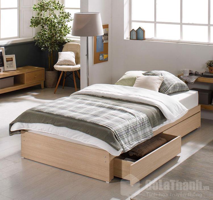 Thiết kế nhỏ gọn bằng gỗ tự nhiên