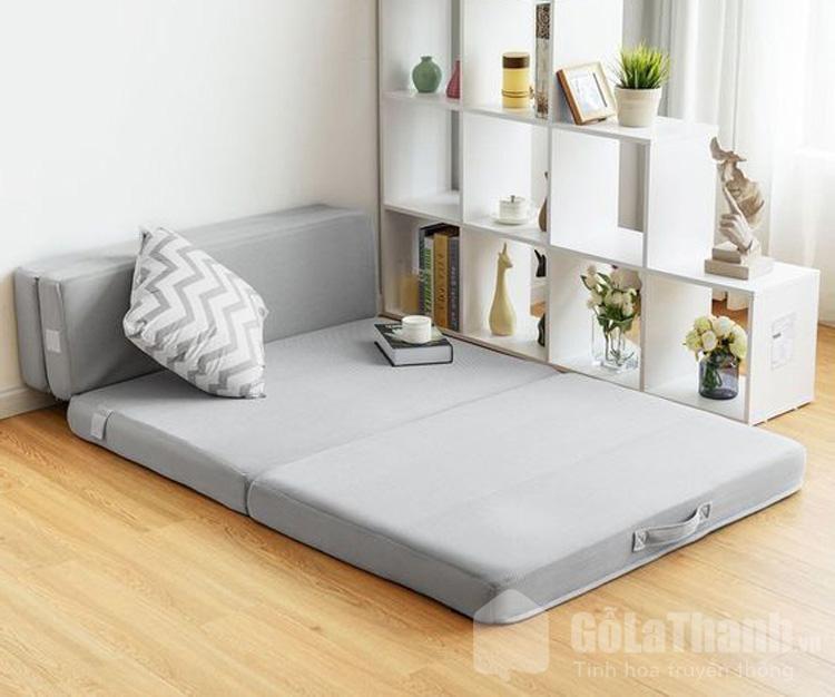 giường đệm gấp
