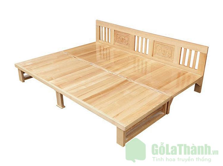 thiết kế kết hợp sofa