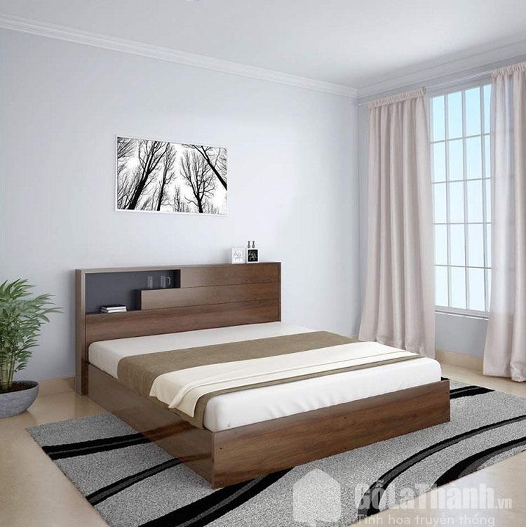 giường sang trọng