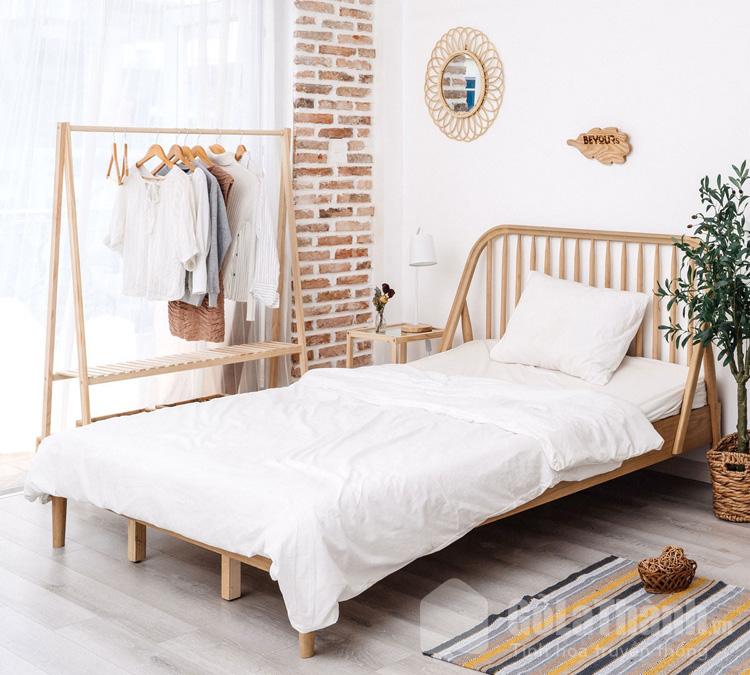 thiết kế đơn giản bằng gỗ tự nhiên