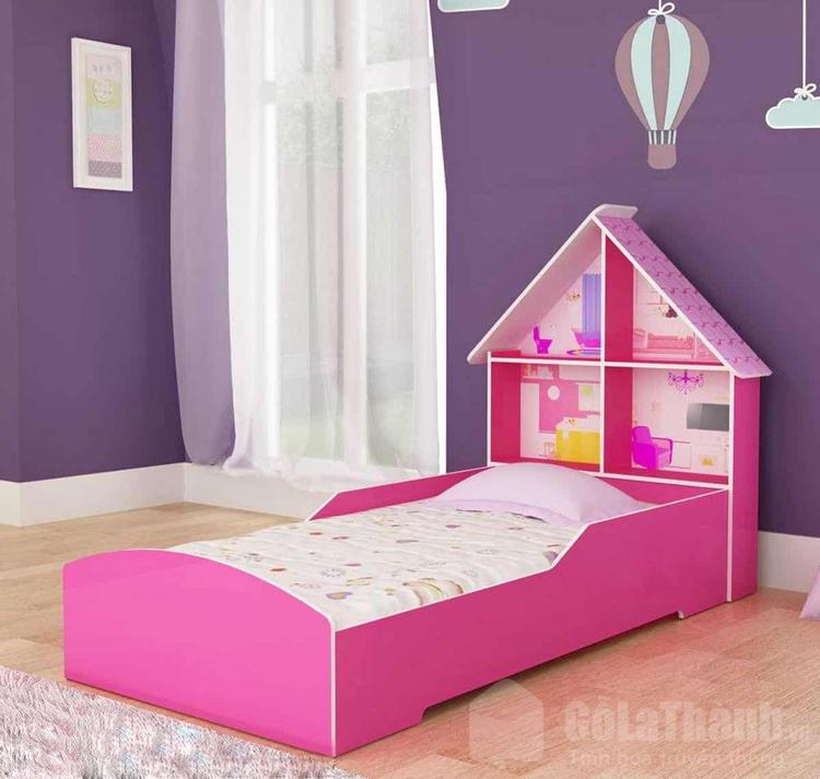 thiết kế hình ngôi nhà cho bé