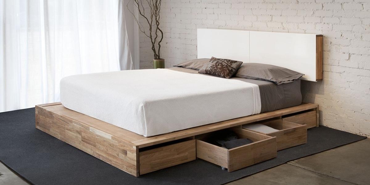 Mua và sử dụng giường gỗ ghép, nên hay không nên?