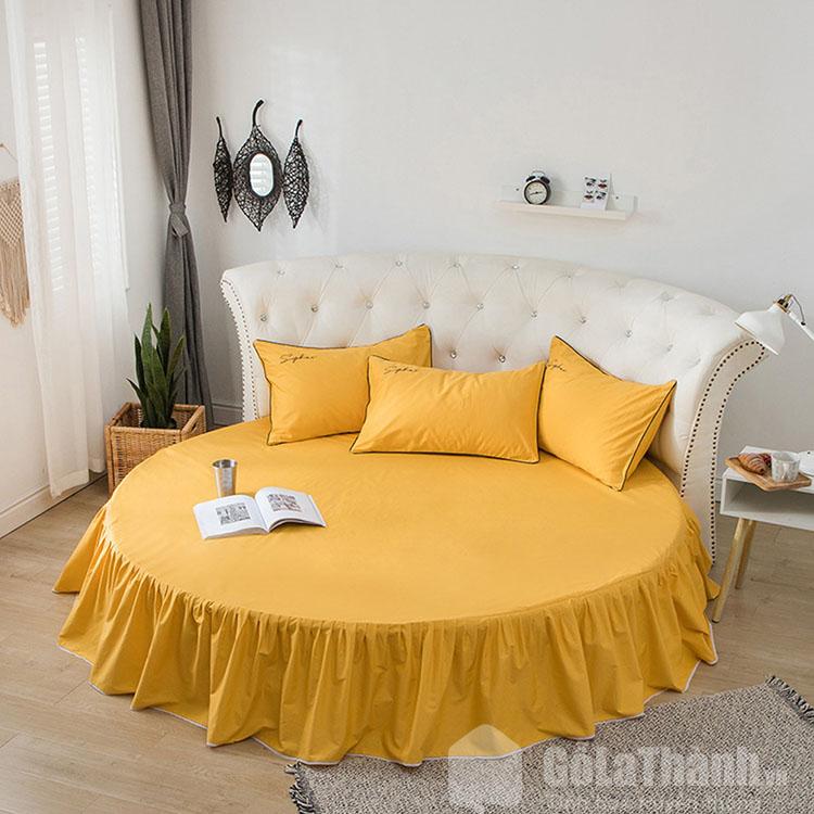 giường hình tròn