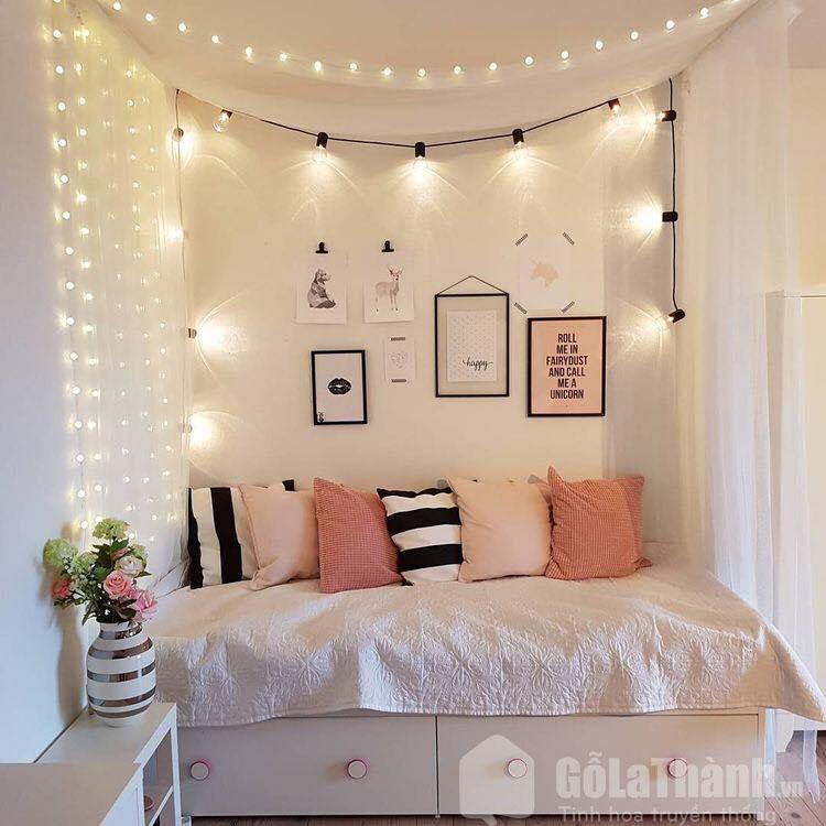 giường kiểu hàn quốc