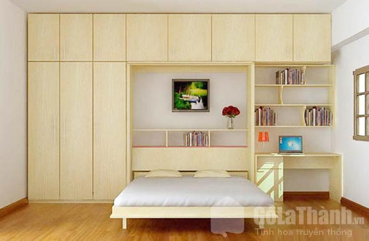 thiết kế tích hợp nội thất
