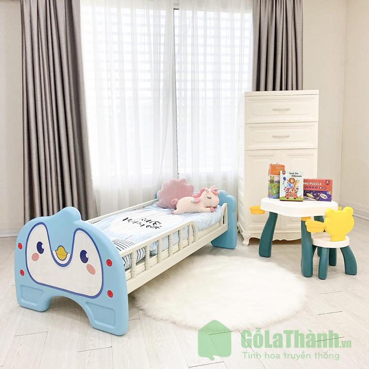Kích thước giường mini cho bé