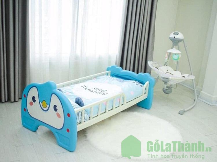 Giường ngủ mini cho bé đẹp