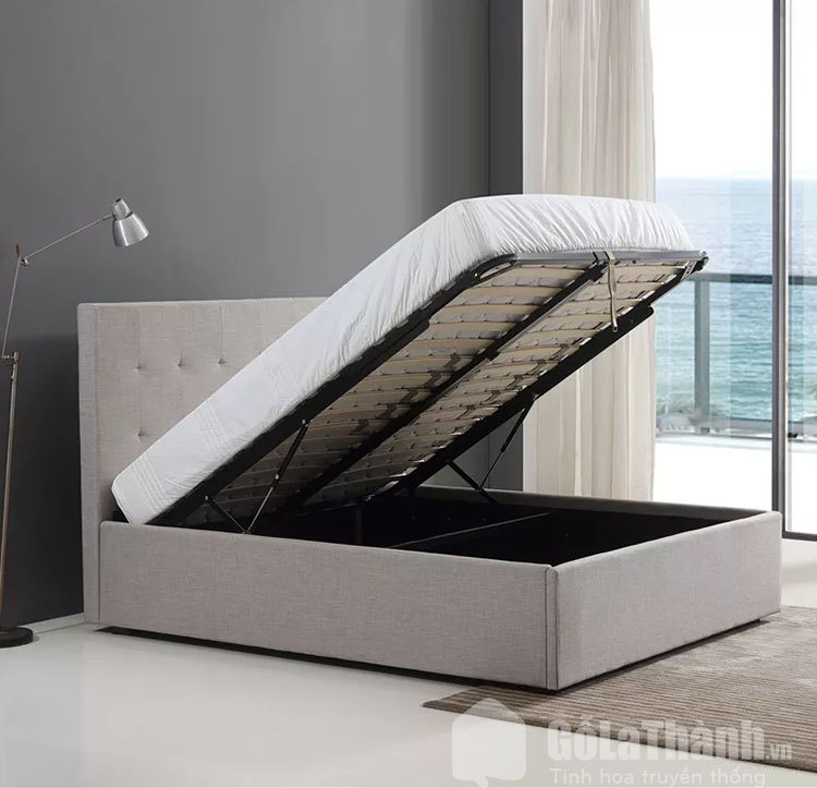 giường nâng hạ thông minh