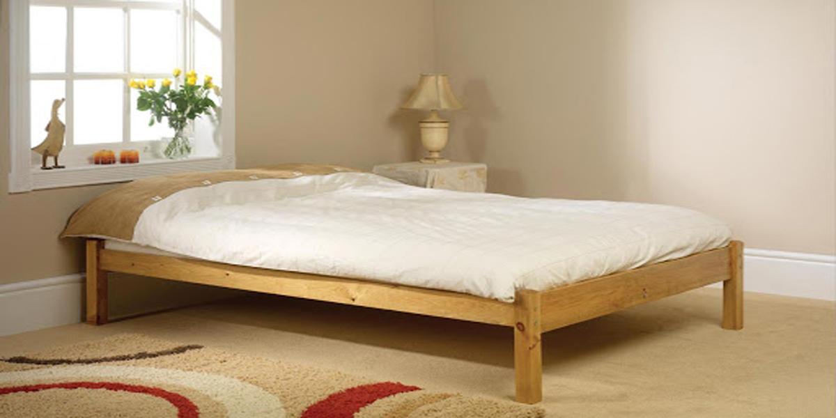 giường nhỏ 1 người