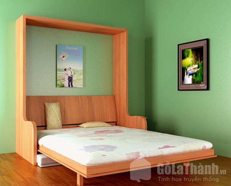 giường ngủ 1m8x2m thiết kế thông minh