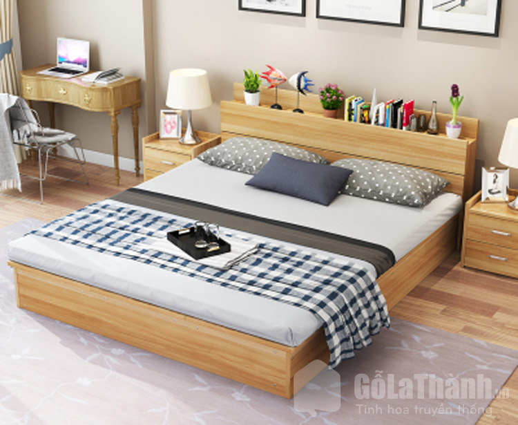 giường ngủ 2 người