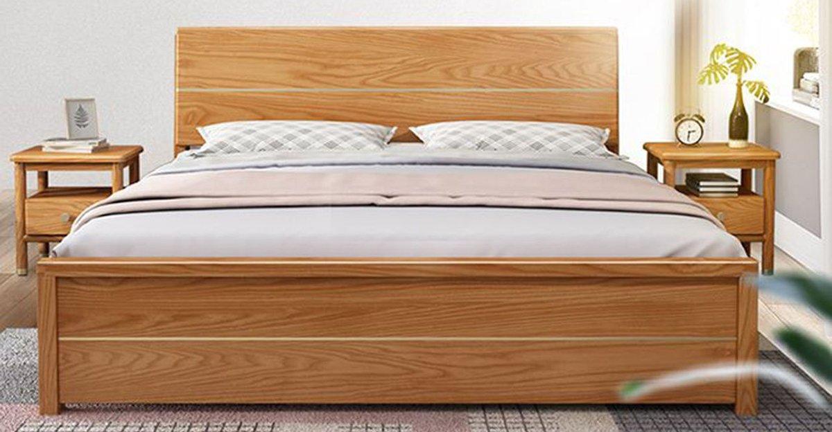 Mẫu giường 2m2x2m cực đẹp này bạn đã sở hữu chưa?