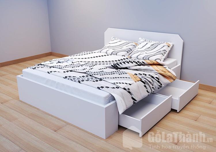 giường ngủ gỗ có ngăn kéo