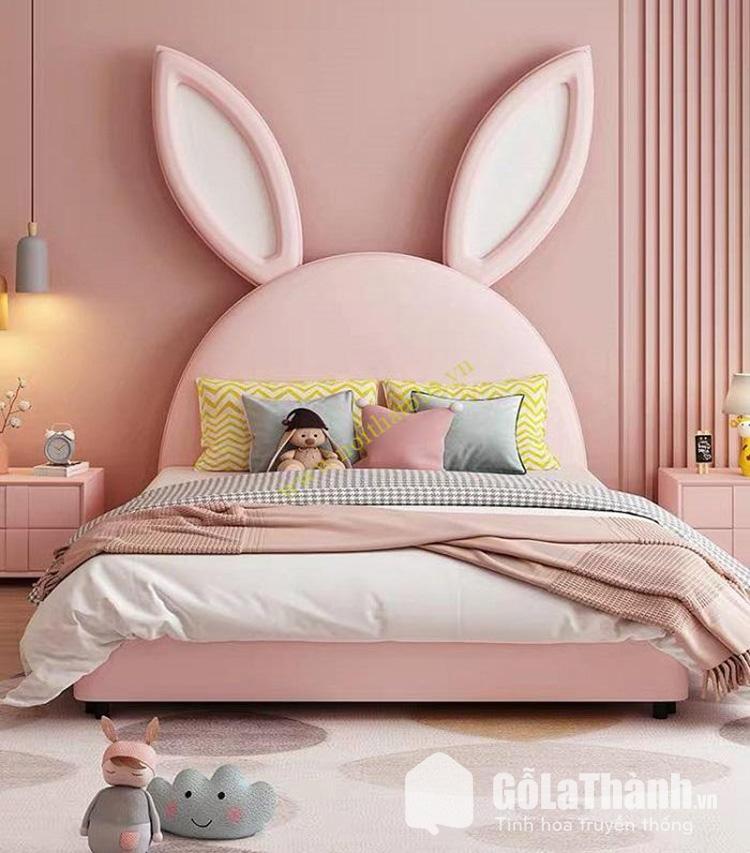 giường ngủ cute tai thỏ