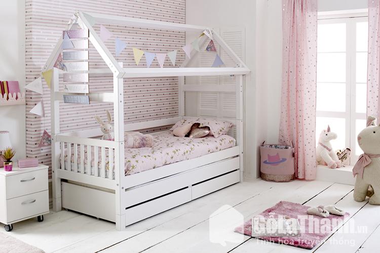 giường ngủ cute cho các bé