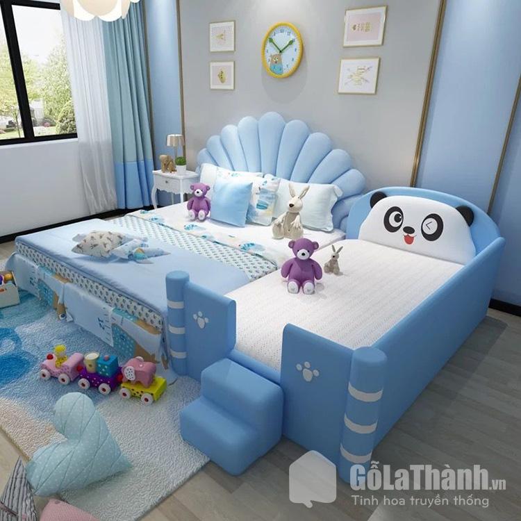 Giường ngủ cute an toàn cho bé