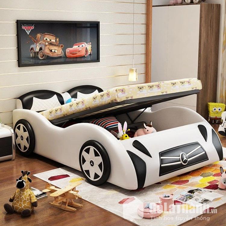 giường ngủ cute xe hơi