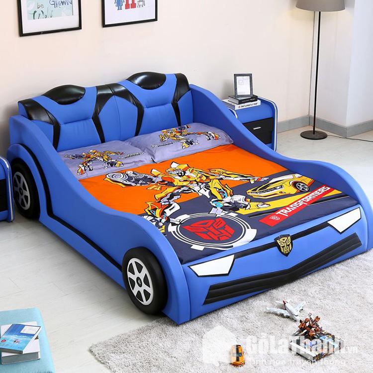 Giường ngủ siêu nhân cá tính
