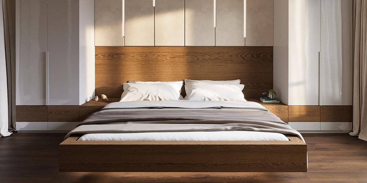 giường ngủ đôi