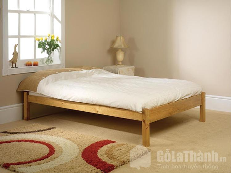 giường ngủ dưới 2 triệu bằng gỗ tự nhiên