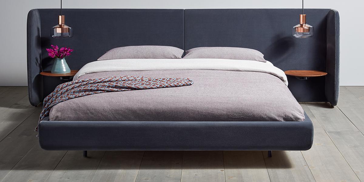 Các mẫu giường ngủ king thiết kế sang trọng mà bạn nên sở hữu