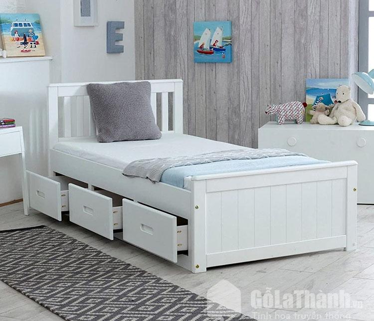 giường ngủ nhỏ