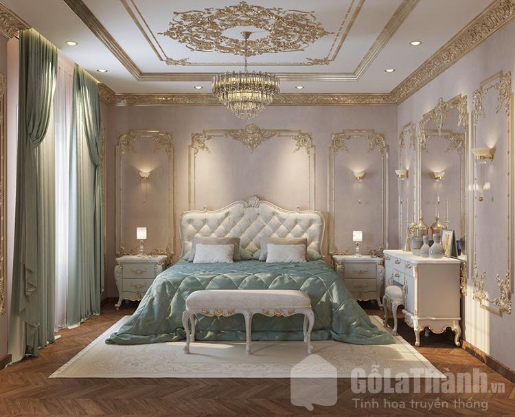 giường nữ hoàng