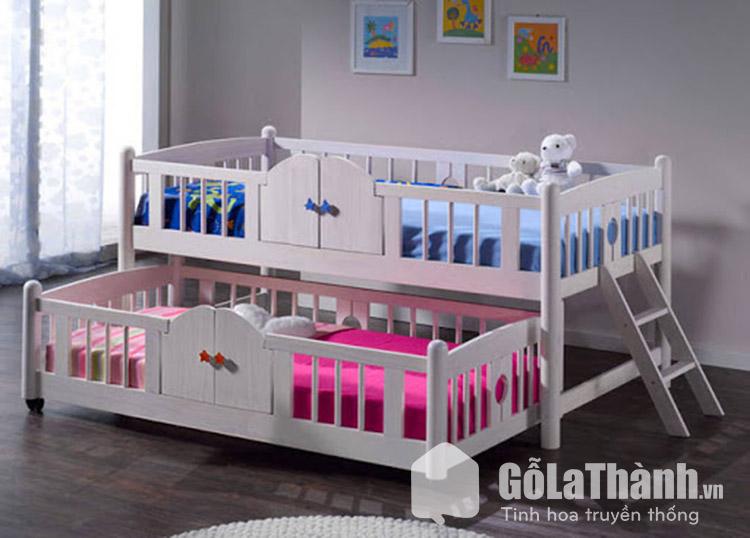 Giường ngủ thông minh dành cho các bé từ 2-5 tuổi