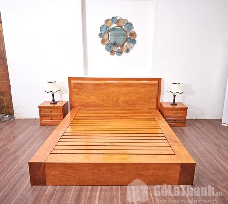 giường nguyên khối