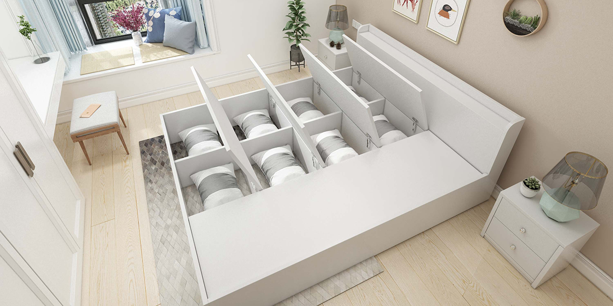7 lý do nên sắm ngay các mẫu giường nhựa cho gia đình