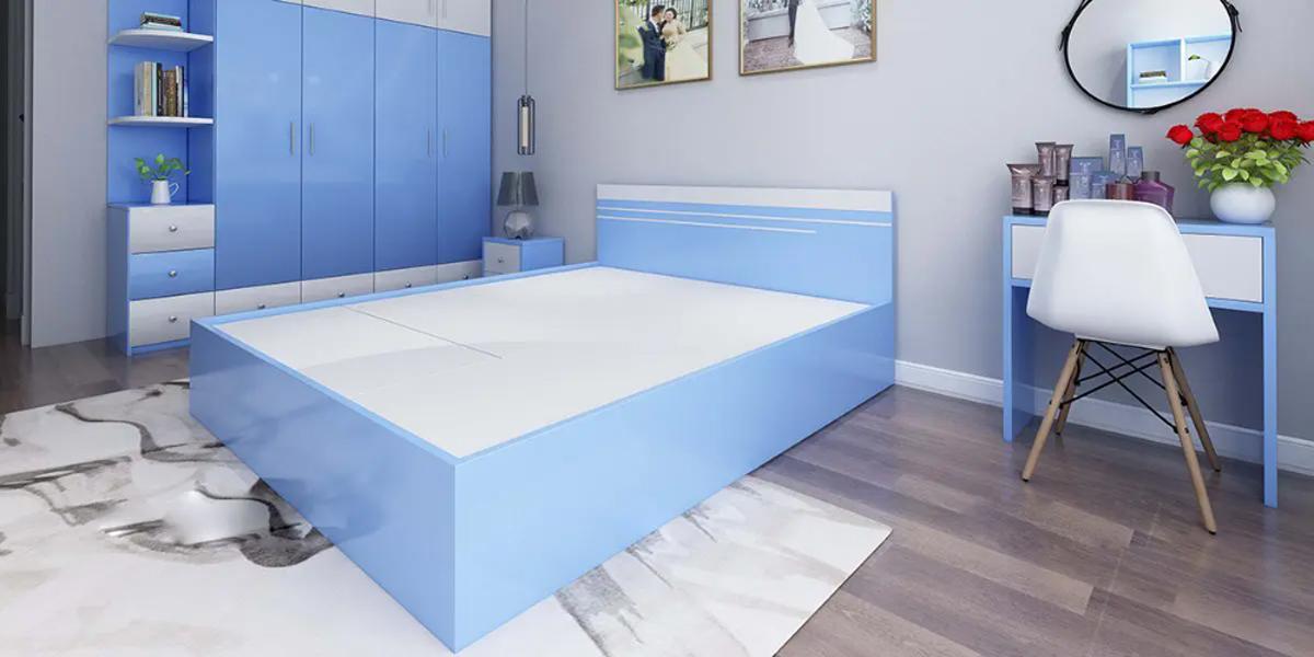 giường nhựa 1m8