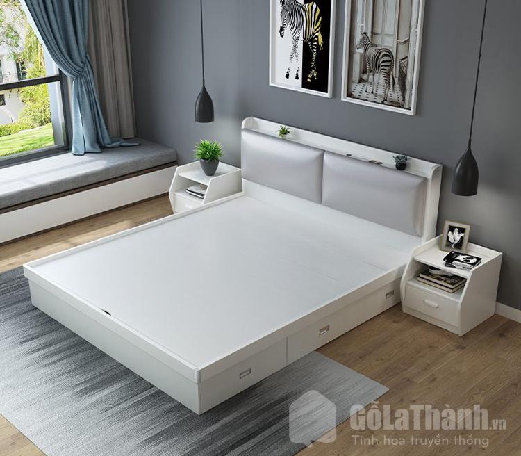 màu trắng thiết kế sang trọng
