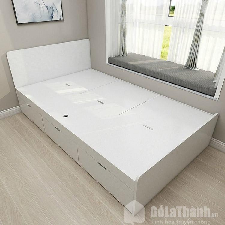 giường nhựa có ngăn kéo