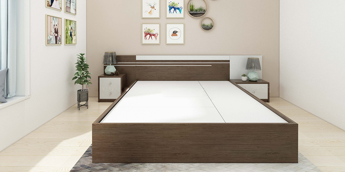 Có nên sử dụng các mẫu giường nhựa giả gỗ không?