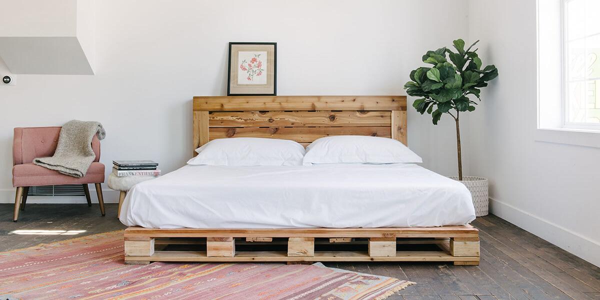 giường pallet 1m8