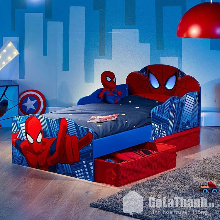 Giường ngủ siêu nhân
