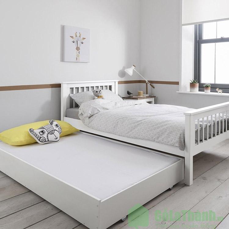 Những mẫu giường tầng bé gái